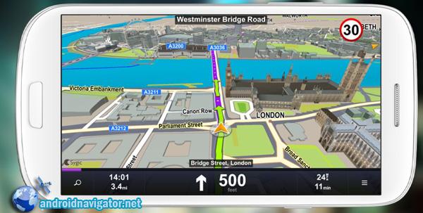 GPS Navigation + карты бесплатно