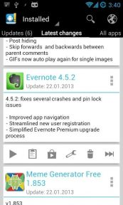 Changelog-Droid3